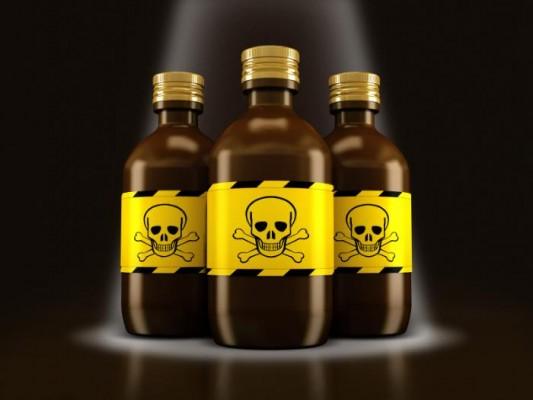 Les trois poisons qui rendent ma vie malade!